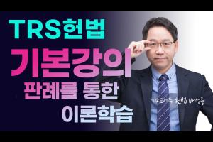 TRS헌법 기본강의 판례를 통한 이론학습_9회 (2020.07)